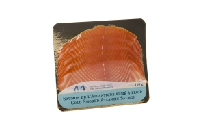 Cold Smoked Atlantic Salmon 110g