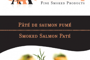 Banner for A Acadian Atlantic Smoked Atlantic Salmon, 2012